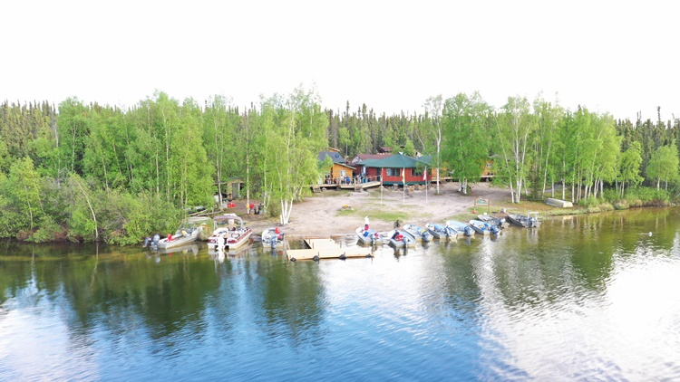 SK Fly-In Fishing Lodge